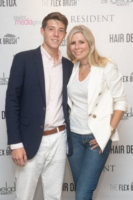 Harrison Dubin and Aviva Drescher